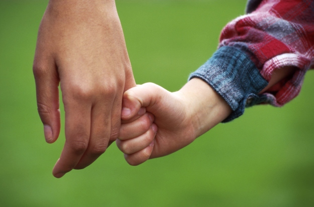 Family Law/Holding Hands